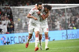 UAE lật đổ Australia, hẹn Qatar ở bán kết Asian Cup 2019