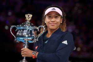 Vô địch Australia Open, Naomi Osaka nói 'đang bay trong giấc mơ đẹp'