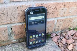Khám phá chiếc smartphone 'nồi đồng cối đá' Cat S48c