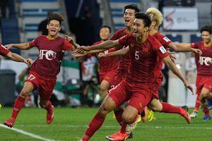 Đội hình đi vào huyền thoại của bóng đá Việt Nam
