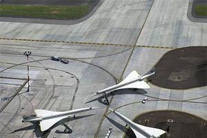 Máy bay chở khách vận tốc nhanh gấp đôi âm thanh sắp bay thử