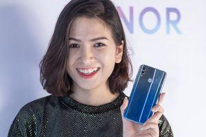 Honor ra mắt điện thoại 'chuyên trị' Selfie