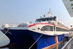 Sắp có tàu cao tốc từ TP HCM đi Côn Đảo chỉ mất 5 tiếng