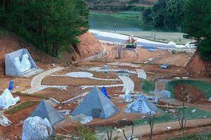 Hồ Tuyền Lâm – Đà Lạt bị xà xẻo, băm nát: Ai chịu trách nhiệm?
