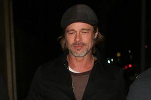 Brad Pitt ăn mặc xuề xòa, kém phong độ sau tin đồn có 'tình mới'