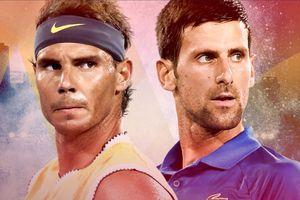 Nadal và Djokovic 'khẩu chiến' trước chung kết Úc mở rộng