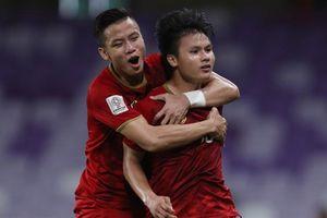Quang Hải, Đoàn Văn Hậu lọt top 5 cầu thủ trẻ hay nhất Asian Cup