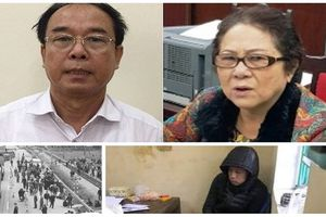 Khởi tố một loạt cựu quan chức và tài xế Lương Tâm