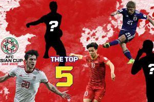 5 cầu thủ xuất sắc nhất tứ kết Asian Cup 2019: Tôn vinh 'Messi Việt'