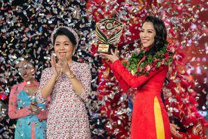 Ngô Phương Anh đăng quang 'Én Vàng nghệ sĩ 2018'