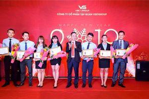 Lễ tổng kết năm 2018 tập đoàn VsetGroup