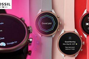 Google lộ ý định sản xuất smartwatch khi mua công nghệ từ Fossil