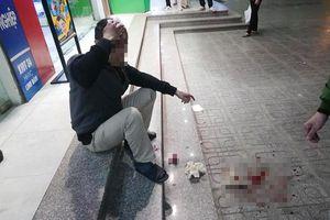 Người đàn ông bị 'vật thể lạ' chung cư Linh Đàm rơi trúng đầu