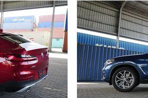 BMW X4 thế hệ mới về đến cảng