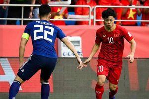 Công Phượng được vinh danh tại Asian Cup 2019