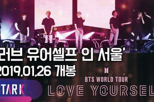 'Extreme Job' vượt qua cột mốc 3 triệu khán giả chỉ trong 5 ngày, 'Love Yourself in Seoul' của BTS đứng vị trí thứ 2 sau 2 ngày ra mắt