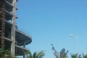Đà Nẵng: Cháy tòa cao ốc DITP Trung Nam đang thi công