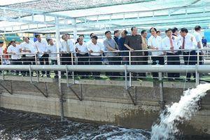 Bên trong nhà máy xử lý nước thải đầu tiên của đại gia Dũng 'lò vôi'