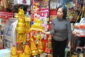 Thực phẩm lạ cung cấp cho thị trường Tết