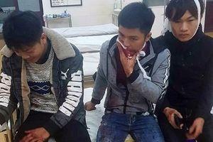 6 thanh niên bị chém trọng thương khi đang uống cà phê