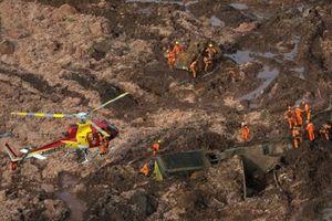 34 người thiệt mạng trong vụ vỡ đập ở Brazil