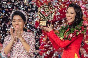 Diễn viên Ngô Phương Anh 'vượt mặt' Tim đăng quang Én Vàng 2018