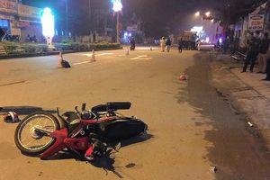 2 trẻ chết thảm do tai nạn giao thông ngày cận Tết