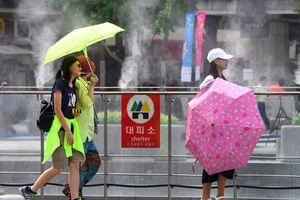 Thử nghiệm mưa nhân tạo đầu tiên của Hàn Quốc thất bại