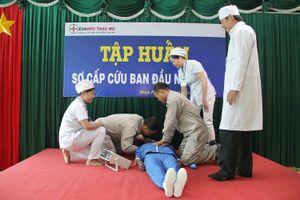 Sơ cứu nạn nhân tai nạn giao thông đúng cách