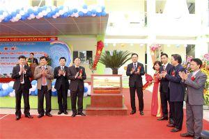 Trường Mầm non xã Phù Đổng đón nhận Bằng đạt chuẩn Quốc gia mức độ 2