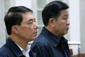 Đề nghị bất ngờ của cựu Thứ trưởng Công an Trần Việt Tân trước tòa