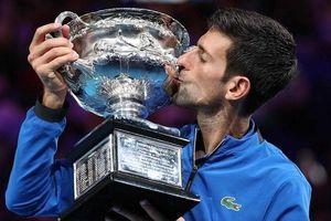 Thắng thuyết phục Nadal, Djokovic lần thứ bảy đăng quang Australia mở rộng