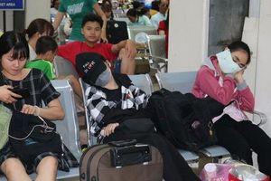 Vật vạ ở ga Sài Gòn