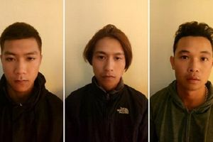 Vụ 6 thanh niên bị chém trọng thương trong quán cà phê: Đã bắt được 4 đối tượng gây án