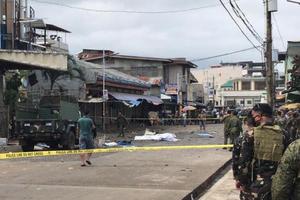 Việt Nam lên án mạnh mẽ vụ đánh bom kép vào nhà thờ Công giáo ở Sulu, Philippines
