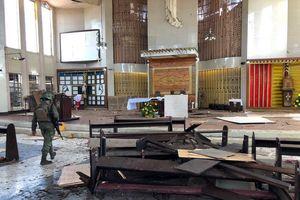 IS nhận trách nhiệm vụ đánh bom đẫm máu ở Philippines