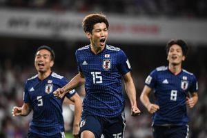 Video bàn thắng Nhật Bản 3-0 Iran