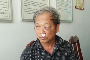 Phóng viên VTV bị giang hồ đến nhà mạt sát, hành hung