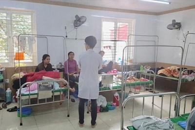 Hàng chục trẻ ở Hải Phòng nhập viện sau khi tiêm vắc xin ComBe Five