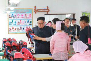 Triều Tiên sản xuất áo khoác... ăn được