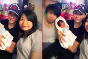 Nguyên nhân con trai mới sinh của Trương Bá Chi mang họ mẹ