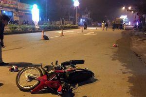 Quảng Trị: Bị xe tải tông, người cha thương nặng còn 2 con tử vong
