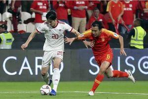 4 cầu thủ Trung Quốc bị nghi dàn xếp tỷ số ở Asian Cup