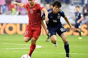 Công Phượng lọt top 5 cầu thủ hay nhất vòng tứ kết Asian Cup