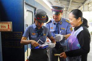 TP.HCM: Mỗi ngày ga Sài Gòn có từ 20 – 22 đoàn tàu xuất phát phục vụ cao điểm Tết