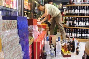 Đồng Nai: Thu giữ hàng trăm chai rượu không rõ nguồn gốc