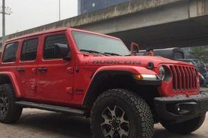 Hàng kịch độc Jeep Wrangler Unlimited Rubicon 2019 về Việt Nam đón Tết
