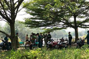 Thả cá tiễn ông Táo trong khu dân cư cao cấp, người phụ nữ chết đuối