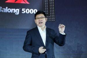 Huawei ra mắt chip 5G đa chế độ Balong 5000 và router 5G CPE Pro