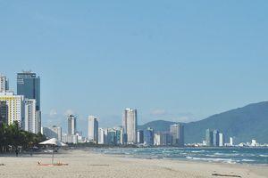 Các công trình ven biển Đà Nẵng chỉ được xây tối đa 9 tầng